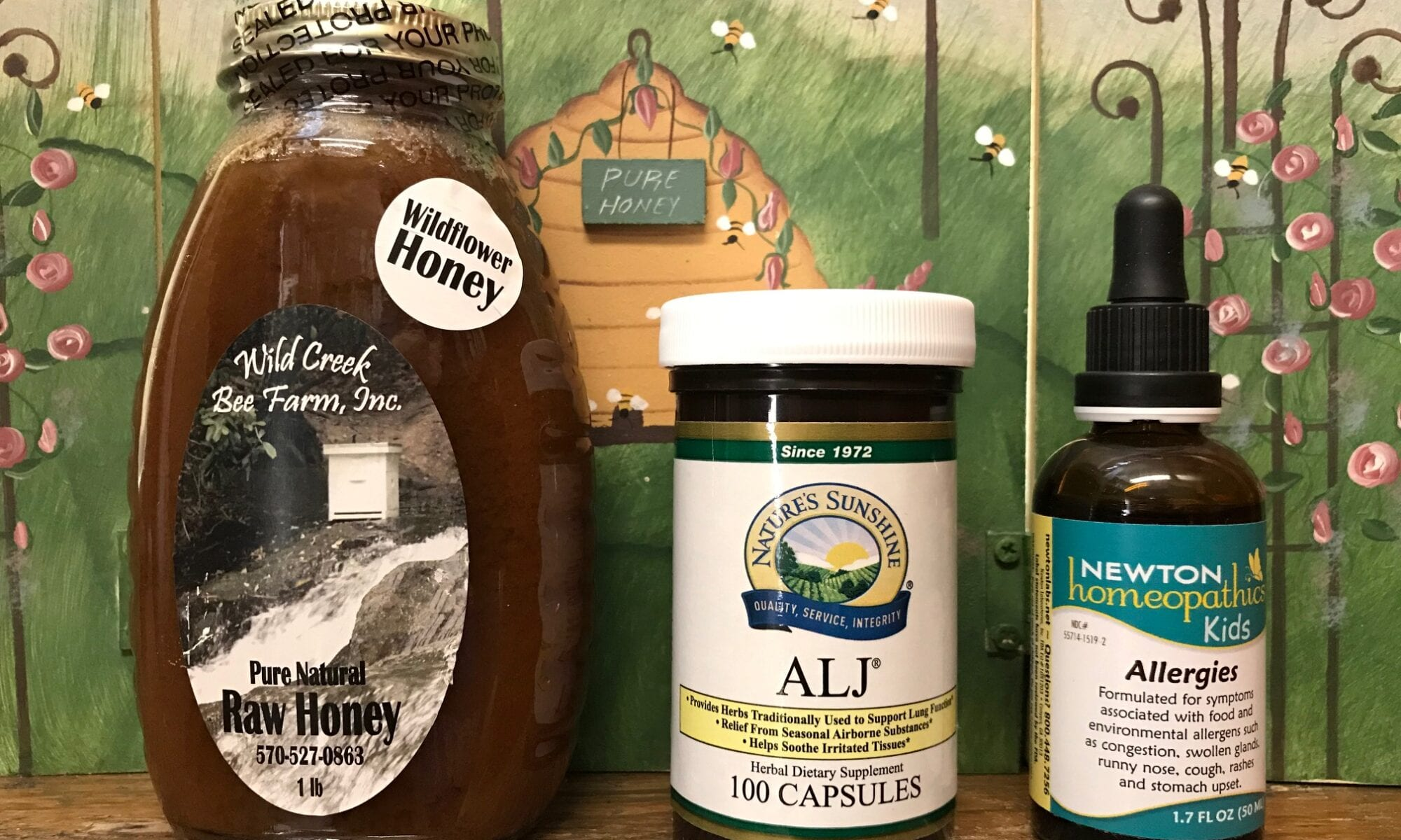 Honey for sale by Country Harmony Natural Foods